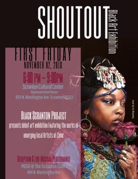 Shoutout: Black Art Exhibition