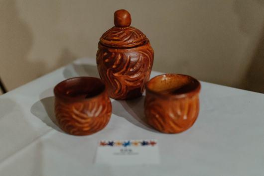 Ceramics by Gabrielle Mitchell