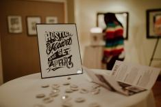Hand lettering by Emmanuel Adjei