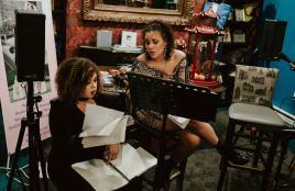 Lotus - Renee Pair & Alexis Cosgrove