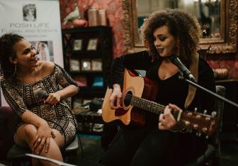 Lotus - Alexis Cosgrove & Renee Pair
