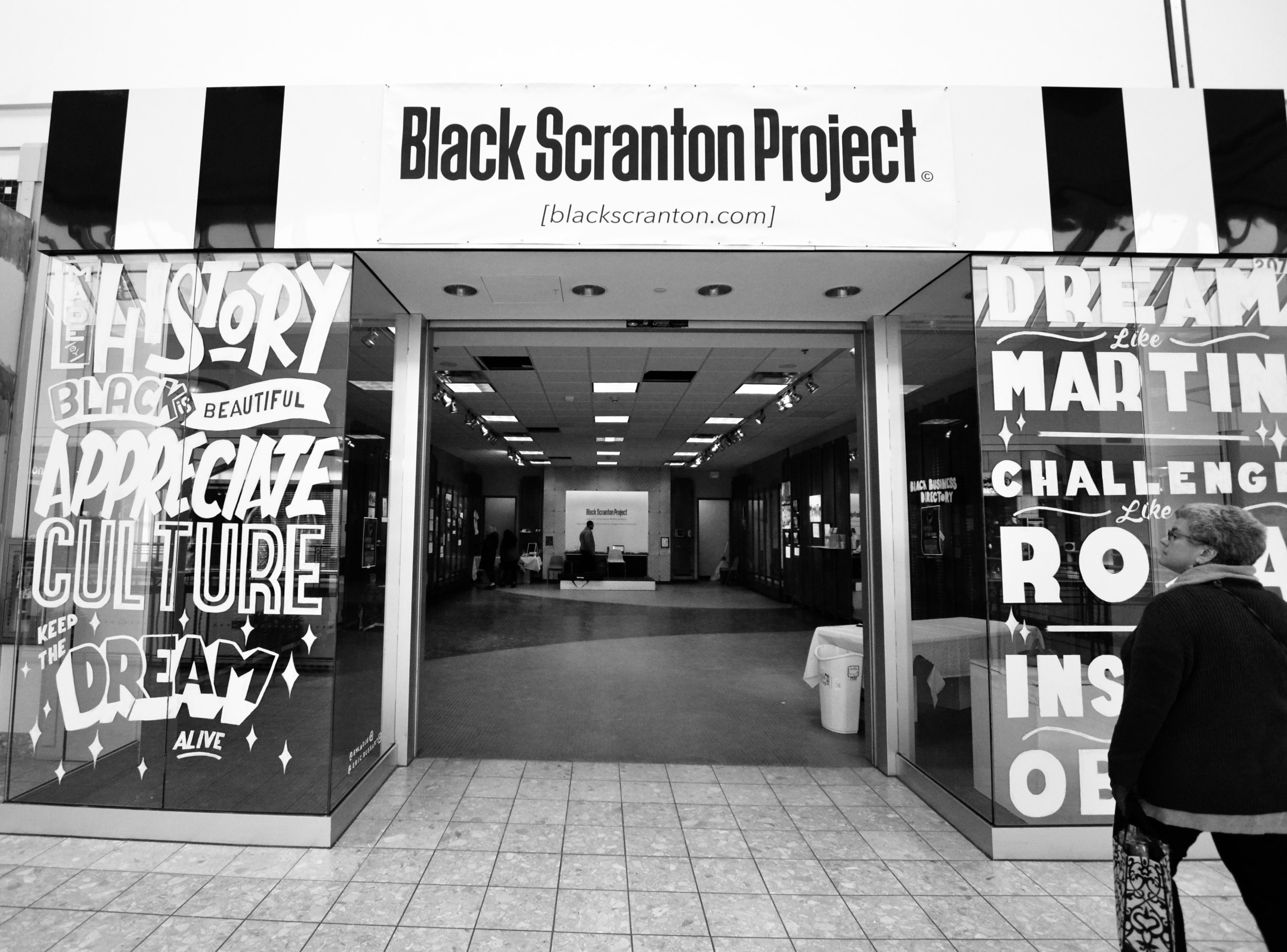 Black Scranton Project's Pop-Up Gallery