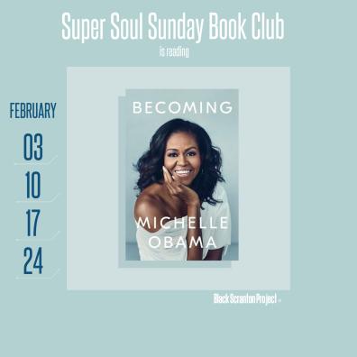 Super Soul Sunday Book Club at the Black Scranton Project Pop-Up Exhibit, 300 Lackawanna Ave, Scranton PA